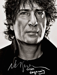 Neil Gaiman: Dream Dangerously